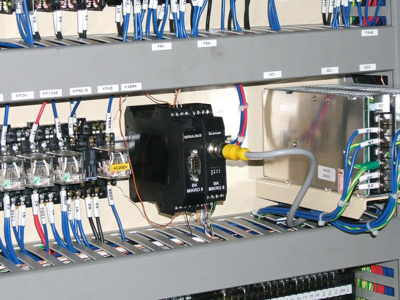 BK Mikro 8 Configuration