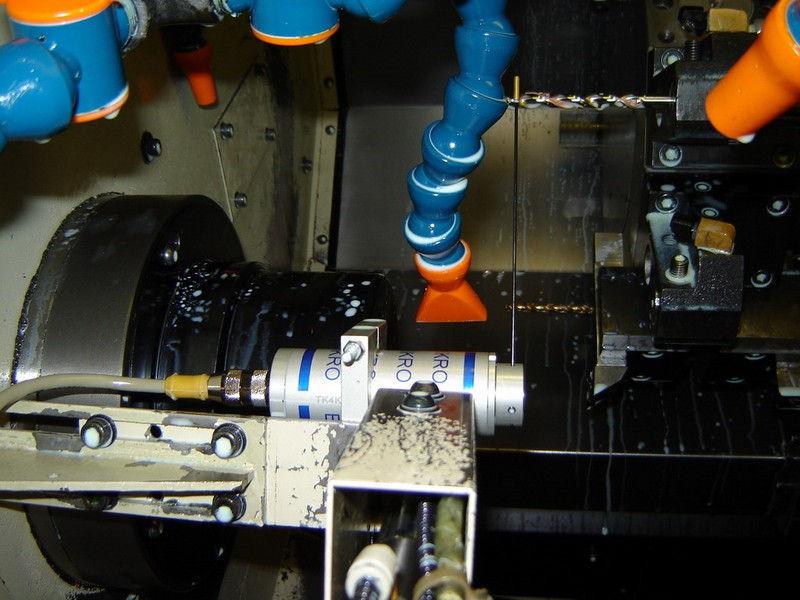 TC6400 on Tsugami SS20 Machine